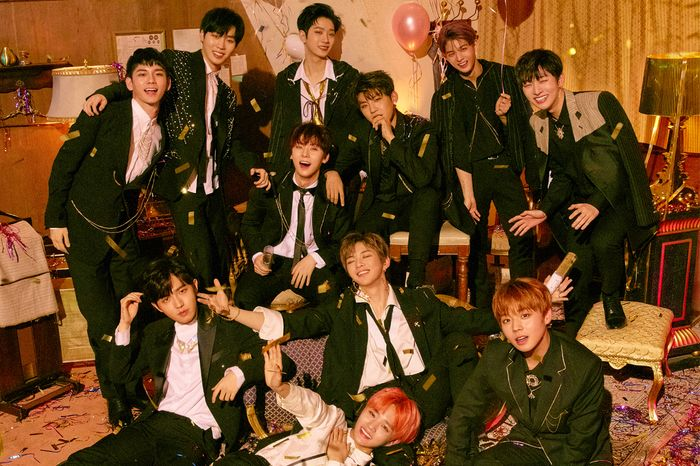 Wanna One_Group